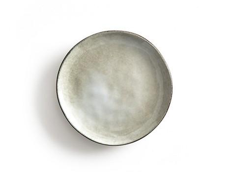 Комплект из 4 десертных тарелок из керамики