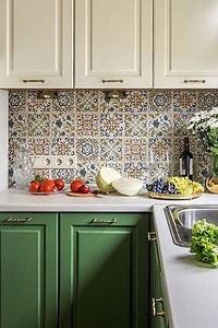 Дизайн кухни с холодильником в хрущевке: 45 примеров, которые стоит повторить