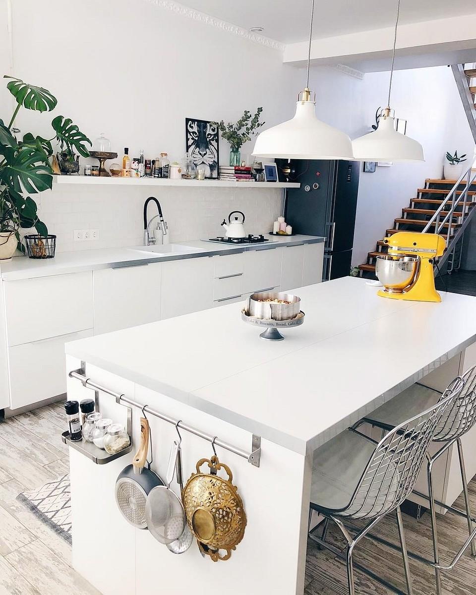Кухонный остров как дополните&#...