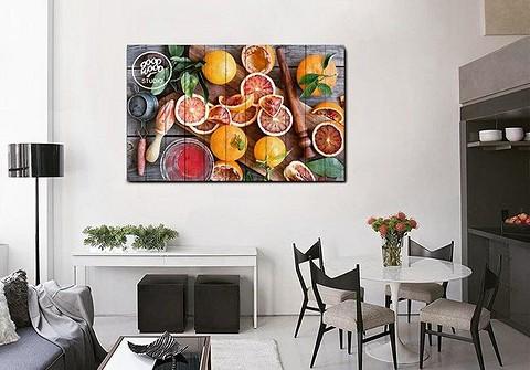 Яркие изображения в стиле food ожи...