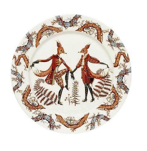 Тарелка Iittala, коллекция Tanssi, фарфор («&#104...