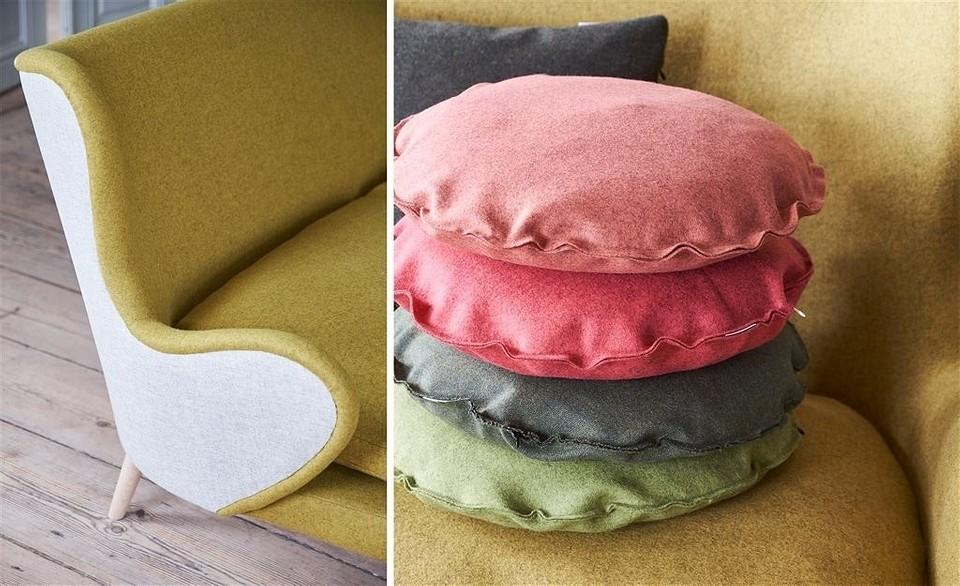 Ткань Melton Wools, Designers Guild