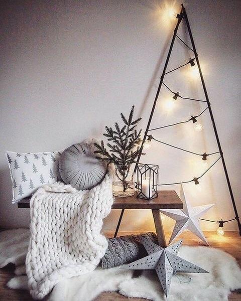 10 необычных новогодних елок, которые не оставят вас равнодушными
