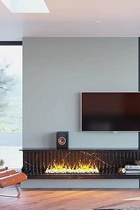 Как выбрать обои в гостиную, соблюдая правила дизайна интерьера