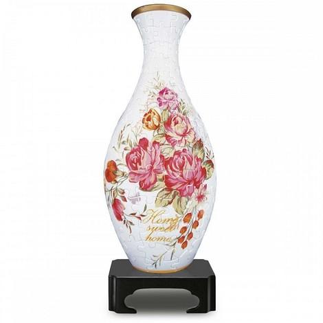 3D пазл-ваза «Розы»