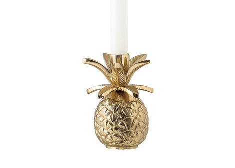 Pineapple candlestick BLOOMINGVILLE