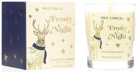 Ароматическая лампадная свеча «Зимний вечер»