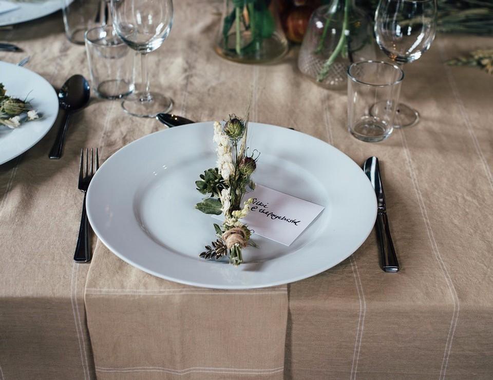 Как вывести пятна на скатерти после застолья: cоветы и рецепты