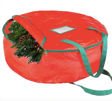 Мешок для рождественского венка