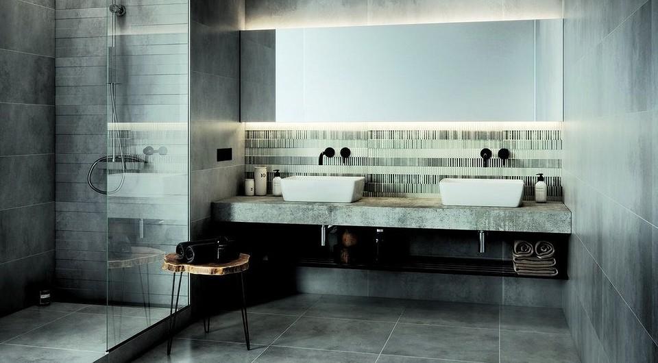 Как выбрать плитку для ванной комнаты: сравниваем размеры, цвет и дизайн