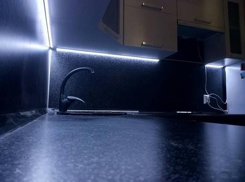 На кухне проблема освещения ст&...
