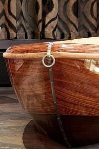 Деревянные ванны и раковины: 52 стильных примера