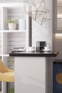 Оформляем интерьер кухни с балконом или лоджией: 30 дельных идей с фото
