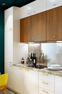 12 дизайн-проектов кухонь на любой вкус