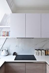 Рабочий треугольник на кухне: 6 решений для разных планировок