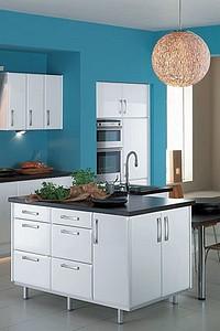 Какими цветами покрасить кухню: 46лучших вариантов