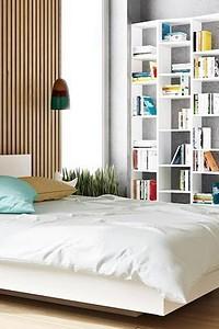 Как правильно поставить кровать в спальне: 13 дельных решений