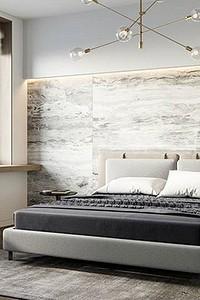 Дизайн светлой спальни в современном стиле: 6 советов по оформлению
