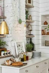 8 стильных идей для кухонь с нишами