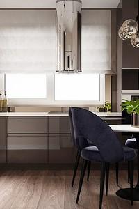 Дизайн-проект угловой кухни: 9 интересных идей