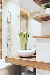 Как оформить маленькую ванную: 10 полезных хитростей