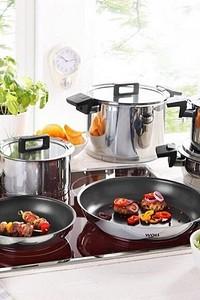 Посуда для индукционной стеклокерамической плиты: в чем можно и нельзя готовить
