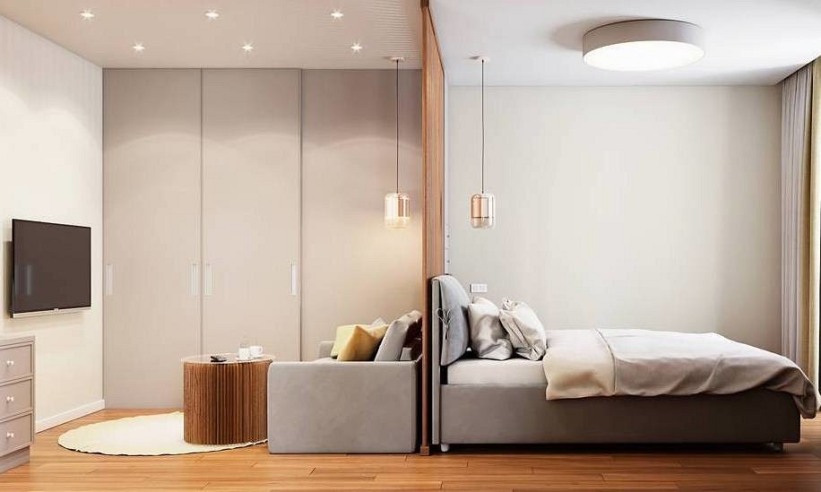 Проект перепланировки двухкомнатной квартиры в 2019 году