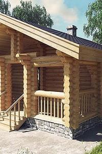 Строительство бани из бревна: плюсы, минусы, особенности материалов и процесса