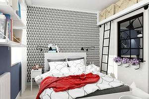9 классных идей для оформления спальни площадью 9 кв. м