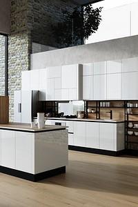 Кухня со вкусом: модные тенденции  в дизайне кухонной мебели