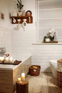 9 шагов к тому, чтобы создать в обычной ванной атмосферу SPA
