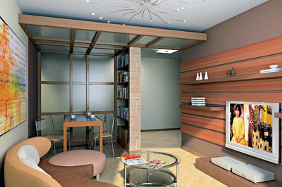 Трехкомнатная квартира в доме серии КОПЭ-М