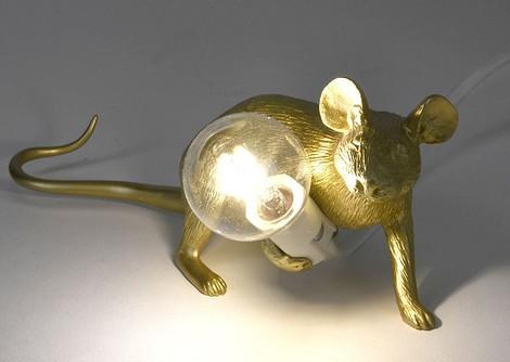 Mouse Lamp, SELETTI
