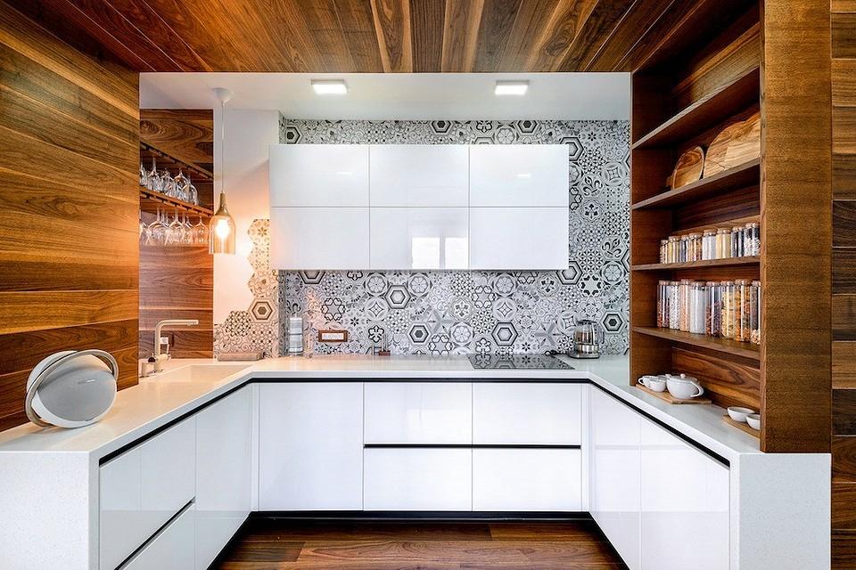 Встроенную бытовую кухонную т&#...