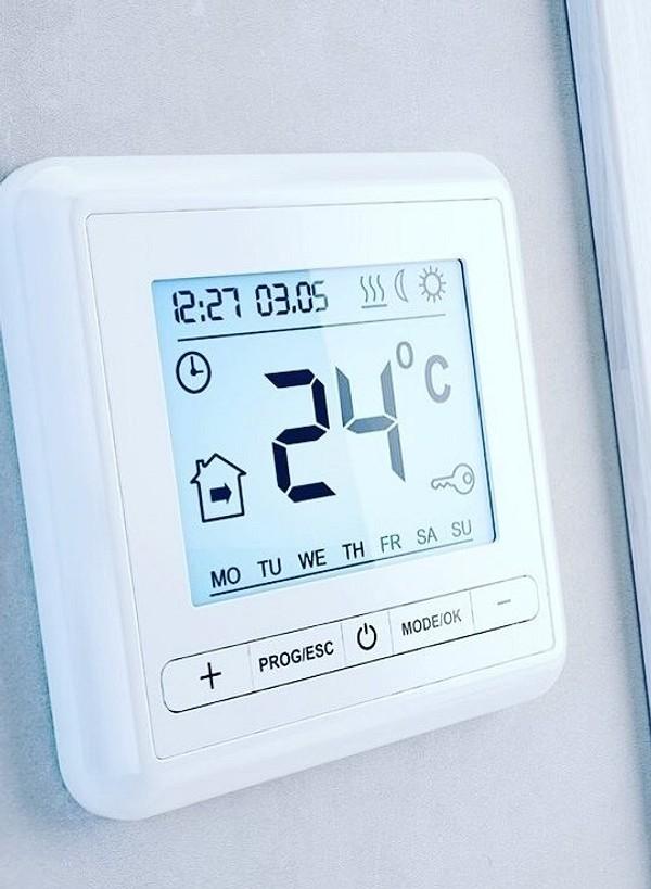 Современные терморегуляторы ...