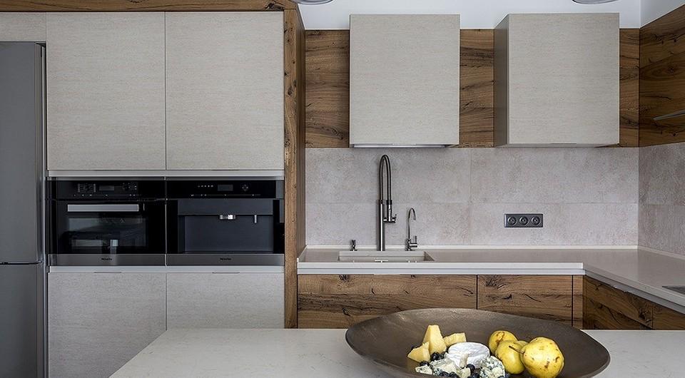 Кухни дерево бетон бетон купить в некрасовке
