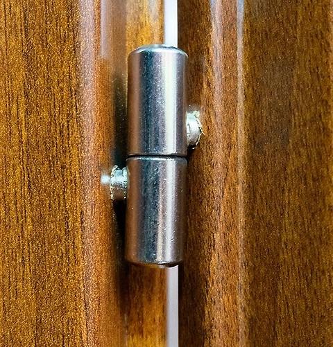 Дверные ввёртные петли для две&...