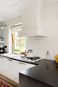 Кухня буквой П: варианты планировки и лучшие идеи по оформлению