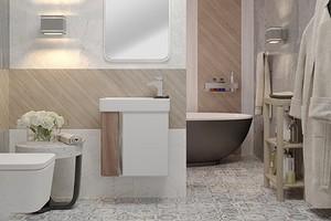 Модные тенденции 2020 года в дизайне ванной комнаты