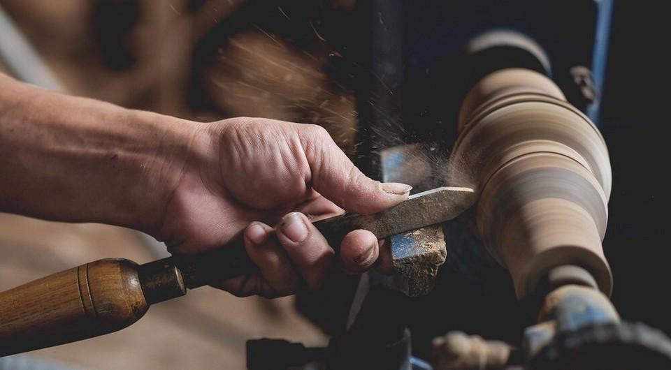 Работа на токарном станке по дереву: советы для начинающих