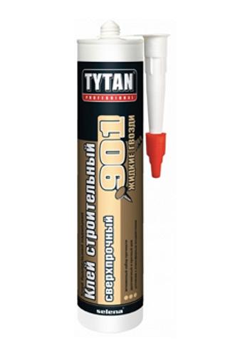 Монтажный клей Tytan Professional 901 сверхпрочный