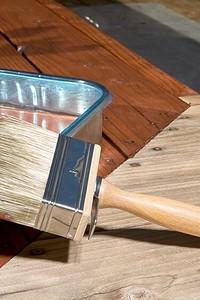 Гид по выбору красок для деревянных поверхностей