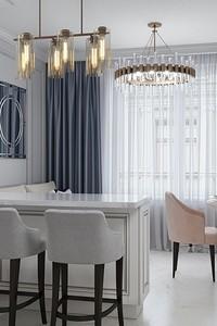 Кухня-гостиная площадью 20 кв. м: советы по созданию функционального и стильного интерьера