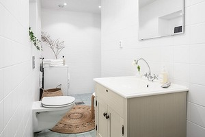 14 полезных советов по эргономике маленькой ванной комнаты