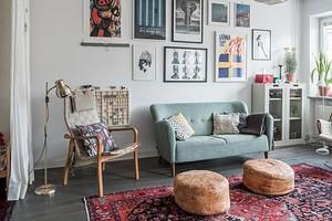 7 элементов «бабушкиного интерьера», которые можно вписать в современную квартиру