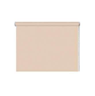 Рулонная штора DDA Универсальная однотонная (бежевый)