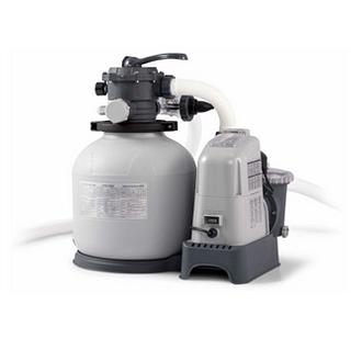 Хлоргенератор с фильтрующим насосом Intex 28676