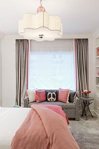 Подбираем шторы в комнату для девочки: 4 важных параметра и 50 примеров
