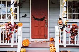 Игра: Как хорошо вам знакомы интерьерные традиции Хэллоуина?