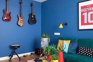Какими цветами покрасить стены: 5 советов и 9 лучших вариантов